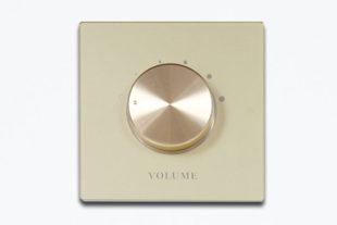 天籁TL-YK01玻璃质感音量调节开关双色可选