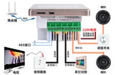 天籁TL-JX808接线说明