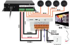 天籁TL-JX809接线说明